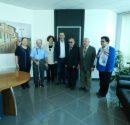 KTEF LTB Başkanı Sn. Mehmet Harmancı'yı ziyaret etti