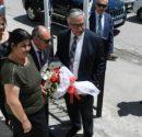 KKTC Cumhurbaşkanı Sn. Mustafa Akıncı Federasyon binamızı ve R.R.Denktaş Görme Engelliler Özel Eğitim Okulunu Ziyaret etti.