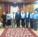 Kıbrıs Türk Engelliler Federasyonu Sn.Başbakan Ersin Tatar'a Nezaket Ziyaretinde Bulundu .