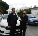 Kıbrıs Türk Görmezler Derneği'nin Araba Piyangosu Talihlisi Güzelyurt Kazasında Bulundu,