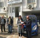 Kıbrıs Türk Görmezler Derneği'nin Araba Piyangosu Talihlisi Lefkoşa Kazasında Bulundu,
