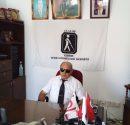 Kıbrıs Türk Görmezler Derneği ve Kıbrıs Türk Engelliler Federasyonu Başkanı Derviş Yücetürk;